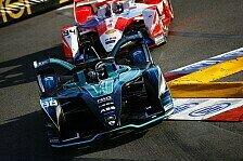 Formel E - Video: Formel E 2021 Monaco: Livestream zum 2. Freies Training heute