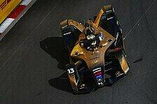 Formel E, Monaco ePrix: Felix da Costa sichert sich die Pole