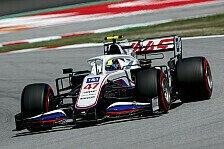 Formel 1, Mick Schumacher: Sechs Zehntel schneller als gedacht