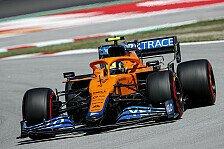 Formel 1, Norris von Mazepin behindert: Darum chancenlos