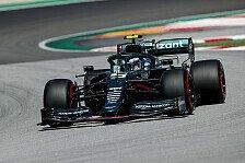 Sebastian Vettel in Barcelona: Rückschlag im Qualifying