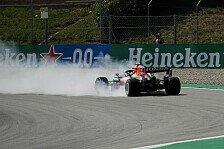 Formel 1, Perez: Mysteriöse Schulterprobleme im Qualifying