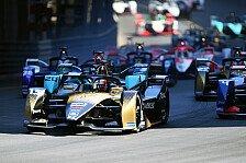 Formel E, Monaco ePrix: Last-Minute-Sieg für Felix da Costa