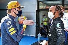 Formel 1, Verstappen verpasst Pole: Hamilton am Start knacken