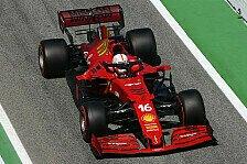 Formel 1 Spanien, Leclerc bügelt Gegner: Ferrari klar 3. Kraft