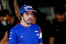 Formel 1 - Trotz Alonso-Pech: Alpine bestätigt Portugal-Hoch