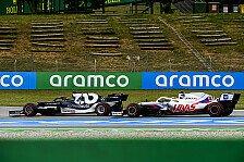 Formel 1, Schumacher, Mazepin und Tsunoda: Das Halbzeitfazit