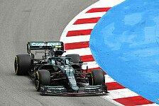 Formel 1, Sebastian Vettel ohne Hoffnung: Ziele 2021 aufgegeben