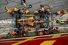 Formel 1 - Video: So erlebten Daniel Ricciardo und Lando Norris den Spanien GP