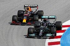 Formel 1 Spanien: Hamilton siegt, Verstappen scheitert erneut