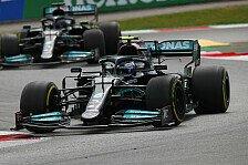 Formel 1, Bottas hilft Hamilton nicht: Eigenes Rennen hat Prio