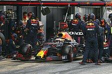 Formel 1, Red Bull: Boxenstopp-Änderung kommt von Mercedes