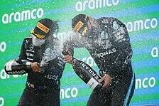 Formel 1 Barcelona-Statistik: Teamduelle im Qualifying & Rennen