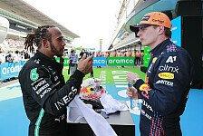 Formel 1, Hamilton beobachtet den Feind: Lerne über Verstappen