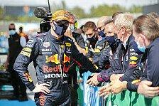 Verstappen nach Spanien-Niederlage sauer: Red Bull zu langsam