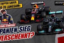 Formel 1 - Video: Formel 1, Spanien 2021: Hat Red Bull den Sieg weggeworfen?