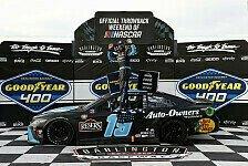 NASCAR 2021: Fotos Rennen 12 - Darlington Raceway