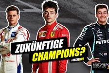 Formel 1 - Video: Wer sind die Formel 1 Champions der Zukunft?