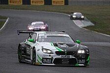 ADAC GT Masters: Schubert Motorsport setzt auf Werksfahrer-Duo