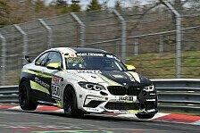 Familienausflug: Schubert Motorsport absolviert Auftakt der NLS