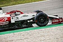 Formel 1 2022, Pirelli beendet Tests: 18-Zoll-Reifen startklar