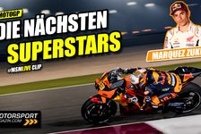 MotoGP - Video: Wer sind die MotoGP Stars der Zukunft?