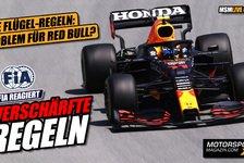 Formel 1 - Video: FIA reagiert mit neuen Formel 1 Regeln: Problem für Red Bull?