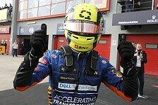 Formel 1: Lando Norris verlängert langfristig mit McLaren