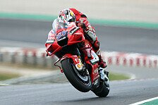 MotoGP Le Mans: Jack Miller holt Bestzeit durch Reifenpoker