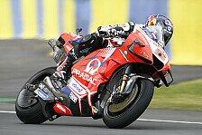 MotoGP Le Mans: Viele Stürze in FP2, Johann Zarco voran