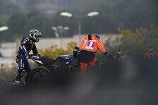 MotoGP-Sturzchaos in Le Mans: Kälte nicht der einzige Grund
