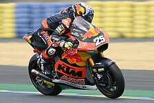 Moto2 Le Mans: Erste Pole für Rookie Fernandez