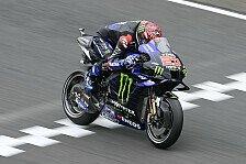MotoGP - Alarm bei Fabio Quartararo: Im Regen ein Albtraum!