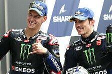 MotoGP - Yamaha wirft Vinales raus: Quartararo nicht traurig