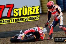 MotoGP - Video: Wetterkapriolen in Le Mans: Das will die MotoGP nun machen