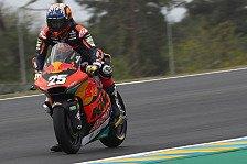 Moto2 Le Mans: Rookie Fernandez siegt, Schrötter auf P6