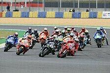 MotoGP Le Mans 2021: Alle Reaktionen zum Chaosrennen