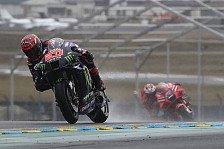 MotoGP-Analyse: Genie und Wahnsinn in Le Mans