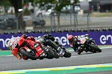 MotoGP Le Mans: Jack Miller gewinnt Flag-to-Flag-Spektakel