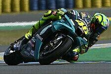 Valentino Rossi: Setze MotoGP-Karriere nicht wegen Fans fort