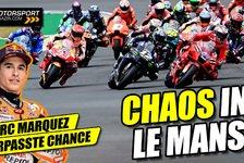 MotoGP - Video: Flag-to-Flag-Schlacht von Le Mans aus Sicht der MotoGP-Fahrer