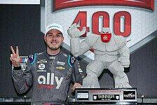 NASCAR 2021 Dover: 2. Sieg für Bowman bei Hendrick-Gala