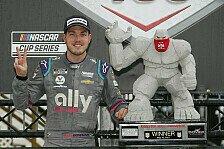 NASCAR 2021: Fotos Rennen 13 - Dover International Speedway