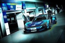 Electric GT: Neues Elektro-Rennauto von allen Seiten