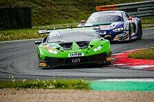 ADAC GT Masters: GRT Grasser Racing eröffnet Saison mit Podium