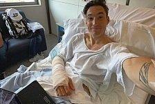 MotoGP - Aleix Espargaro: Erfolgreiche Armpump-Operation