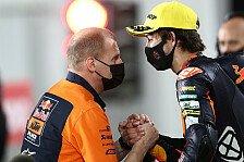 WM-Chancen in MotoGP, Moto2, Moto3: Aki Ajo schlägt wieder zu