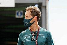 Formel 1, Sebastian Vettel: Siege und WM-Kampf bleiben das Ziel