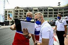 Formel 1, Mazepin über Aufschwung: Gründe bleiben besser intern