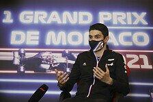 Formel 1, Angst vor Nikita Mazepin: Esteban Ocon erklärt sich